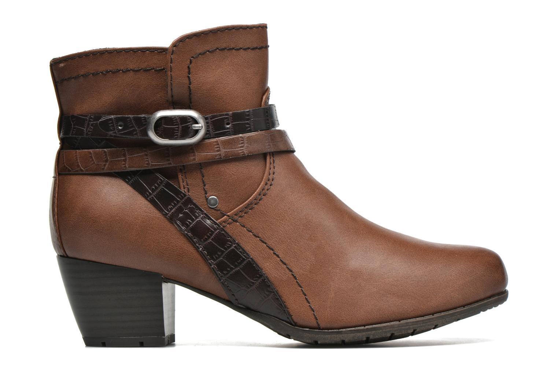 Bottines et boots Jana shoes Orchis Marron vue derrière