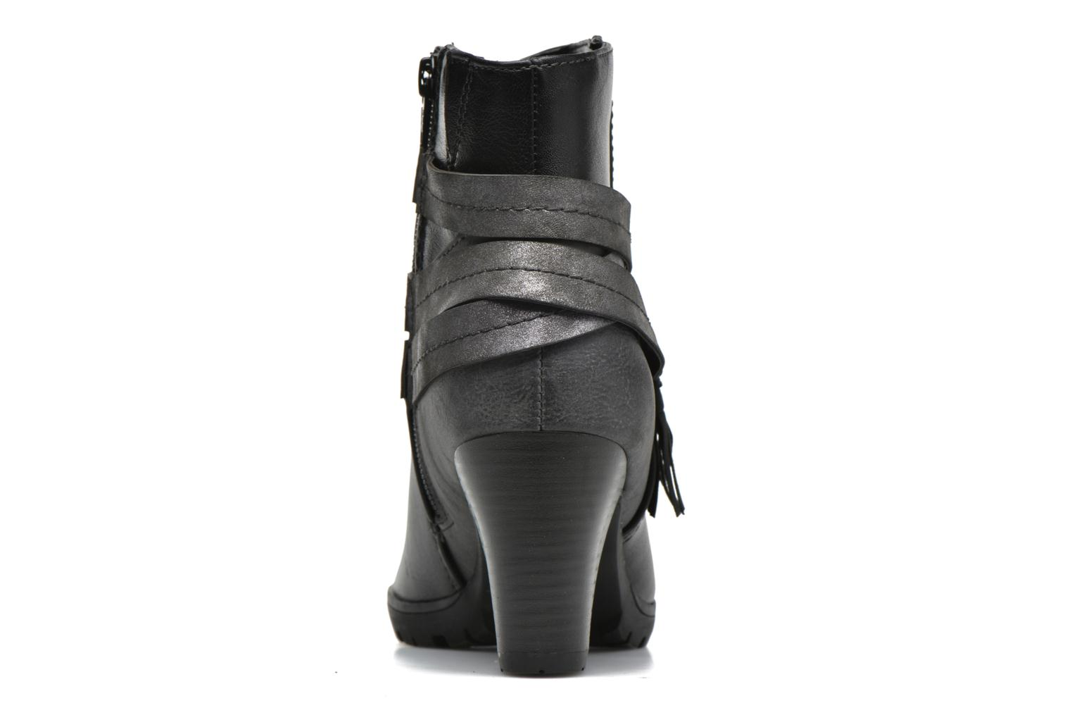 Ankle boots Jana shoes Silene Black view from the right