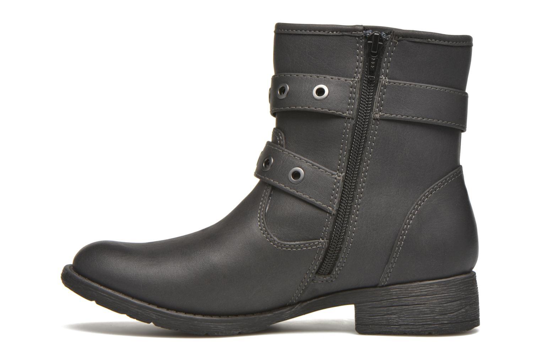 Bottines et boots Jana shoes Monarde Noir vue face