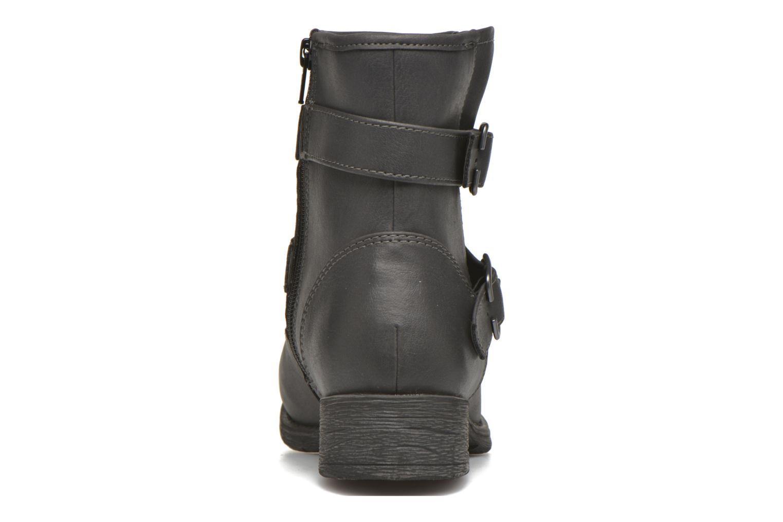 Bottines et boots Jana shoes Monarde Noir vue droite