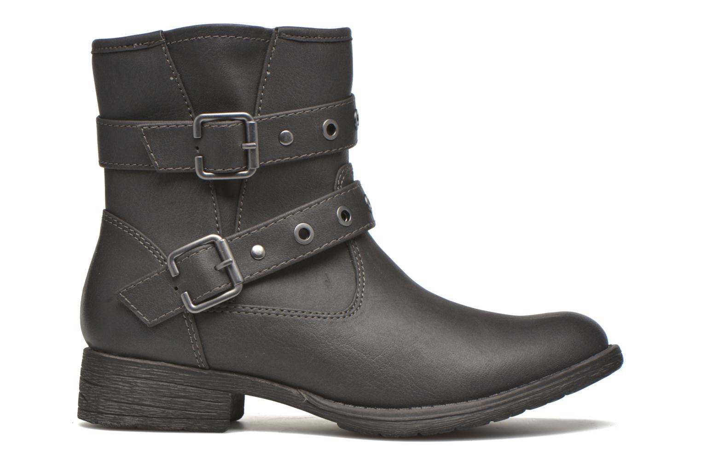 Bottines et boots Jana shoes Monarde Noir vue derrière