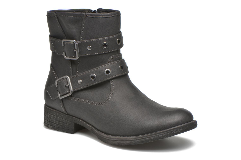 Bottines et boots Jana shoes Monarde Noir vue détail/paire