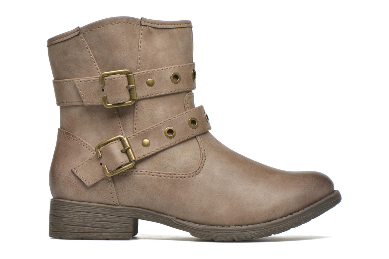 Stivaletti e tronchetti Jana shoes Monarde Beige immagine posteriore