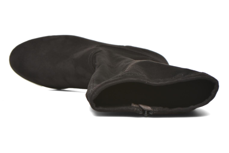 Botas Jana shoes Lulu 2 Negro vista lateral izquierda