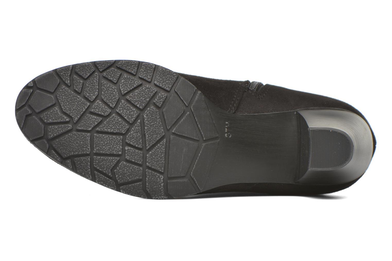Botas Jana shoes Lulu 2 Negro vista de arriba