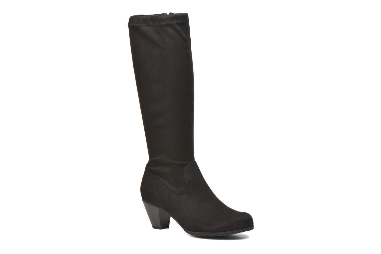 Bottes Jana shoes Lulu 2 Noir vue détail/paire