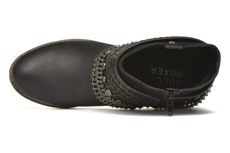 Bottines et boots Bullboxer Lalima Noir vue gauche
