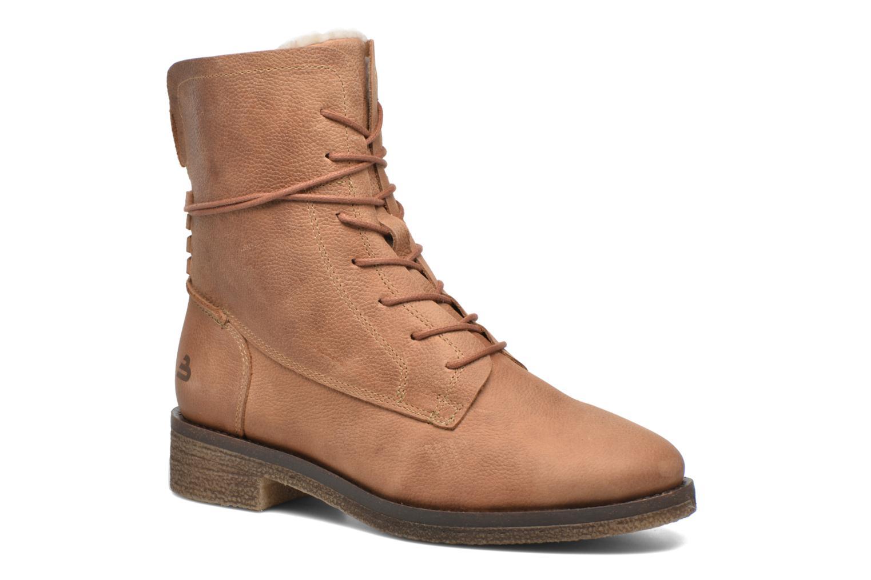 Bottines et boots Bullboxer Ambika Marron vue détail/paire