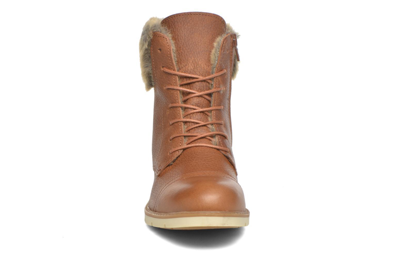 Stiefeletten & Boots Bullboxer Fulki braun schuhe getragen
