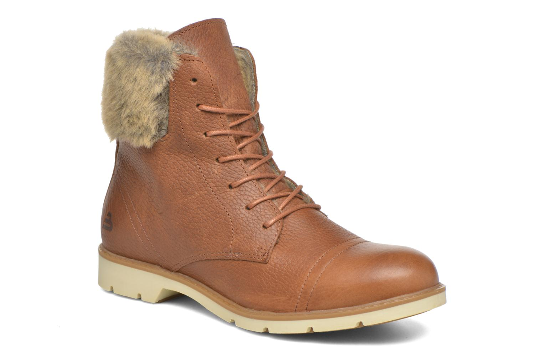 Bottines et boots Bullboxer Fulki Marron vue détail/paire