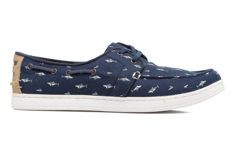 Chaussures à lacets TOMS Culver Lace Up Bleu vue derrière