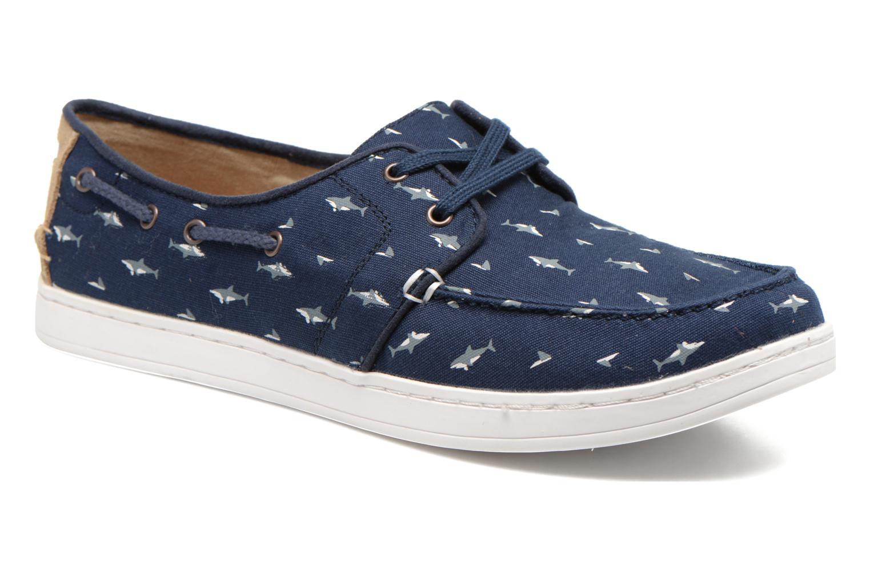 Chaussures à lacets TOMS Culver Lace Up Bleu vue détail/paire