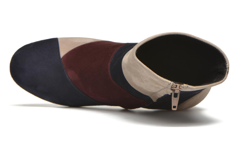 Bottines et boots Billi Bi Lamier Multicolore vue gauche