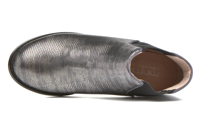 Stiefeletten & Boots Mellow Yellow Mnalegro silber ansicht von links