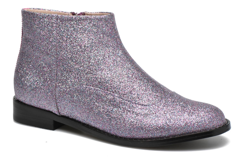 Bottines et boots Mellow Yellow Mnalto Rose vue détail/paire