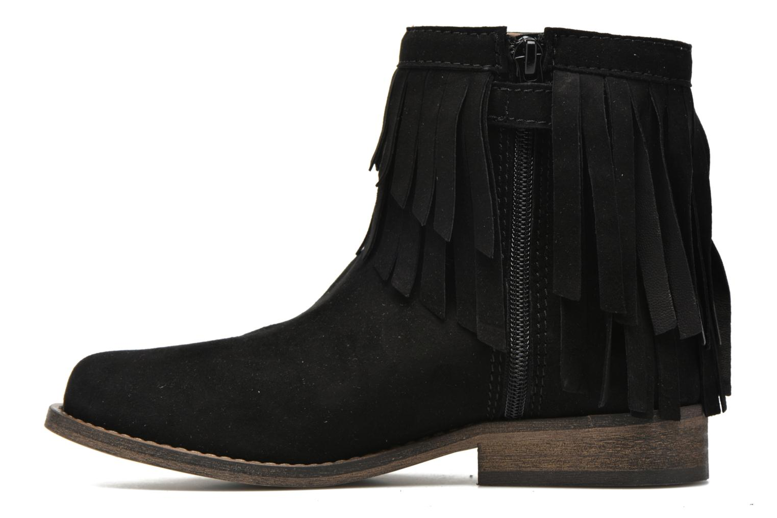 Ankle boots Mellow Yellow Mnarabel Black front view