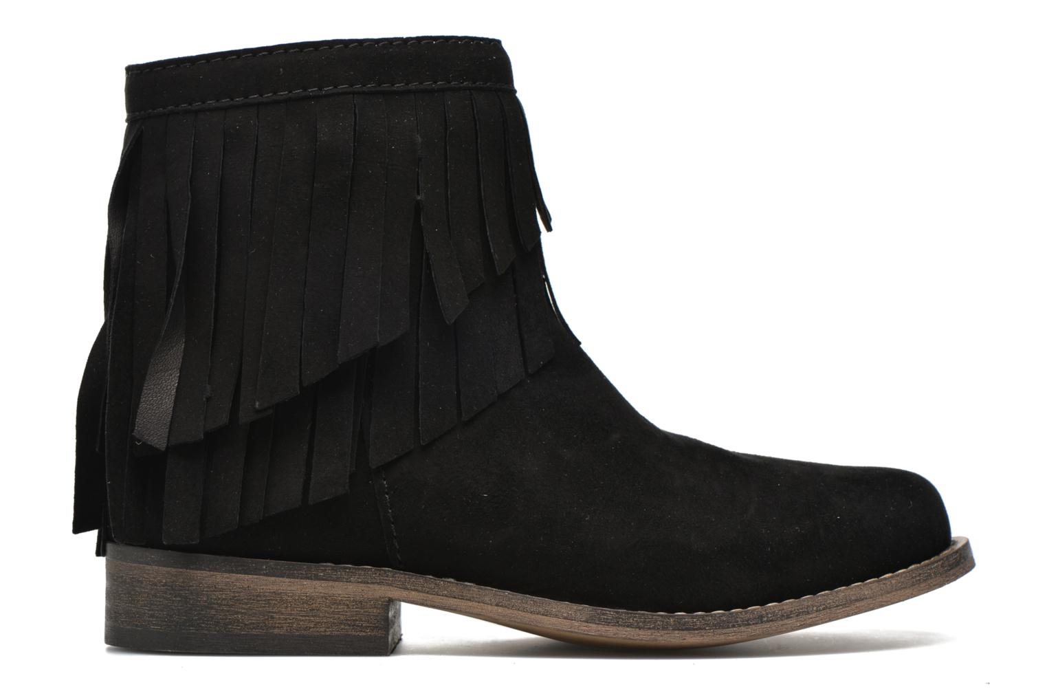Ankle boots Mellow Yellow Mnarabel Black back view