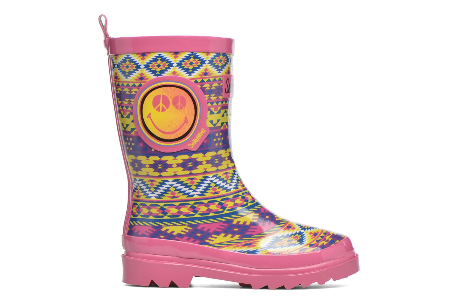 Bottes Be Only Smiley Cool Multicolore vue derrière