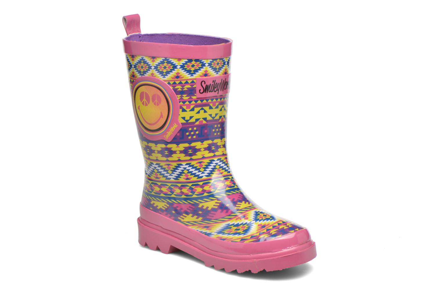 Bottes Be Only Smiley Cool Multicolore vue détail/paire