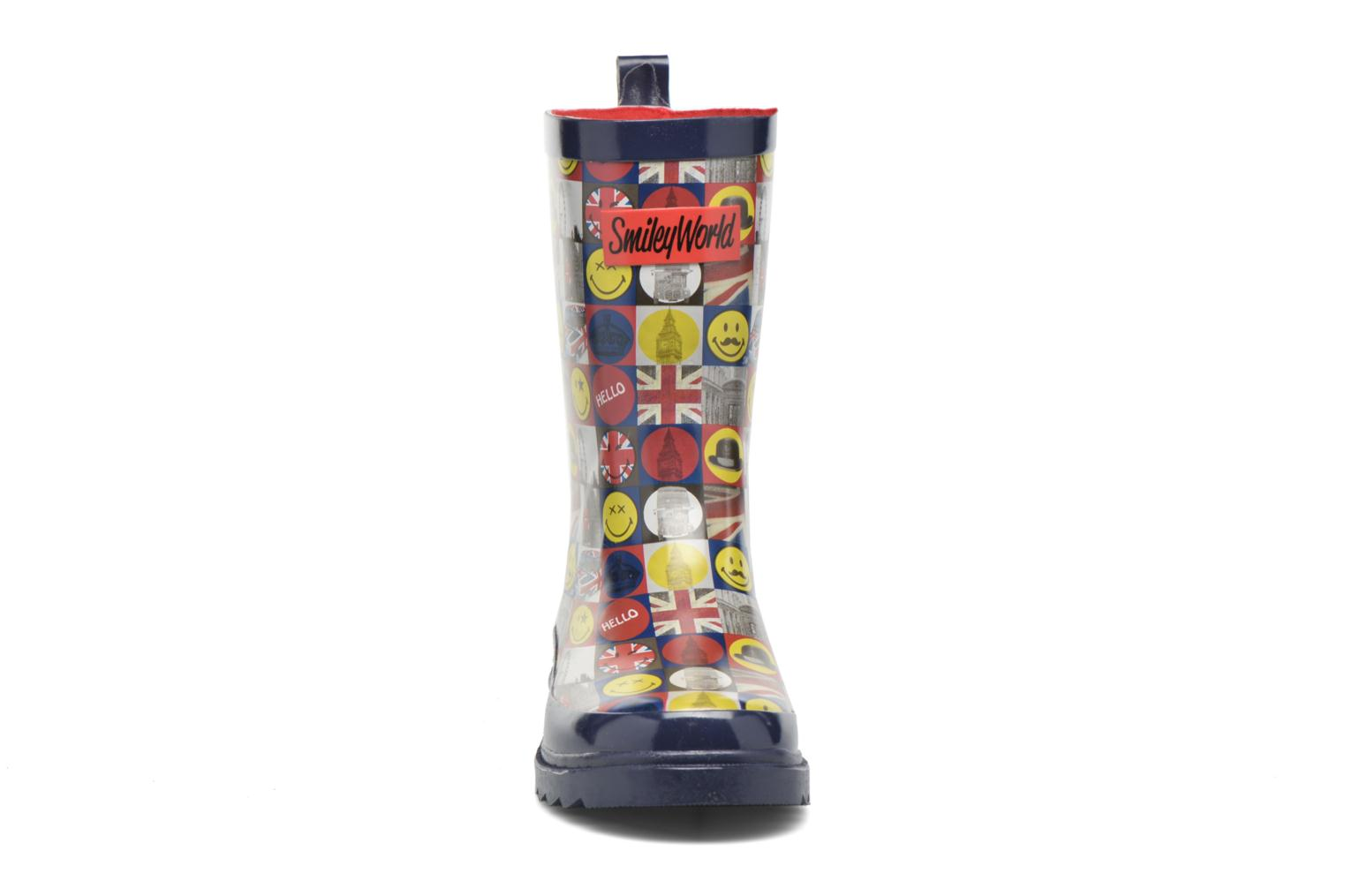 Botas Be only Smiley London Multicolor vista del modelo