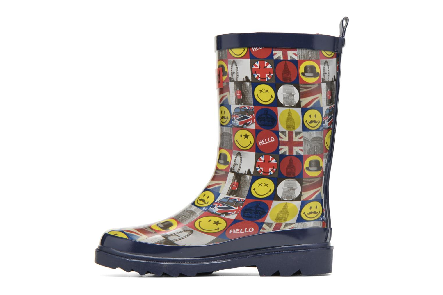 Botas Be only Smiley London Multicolor vista de frente