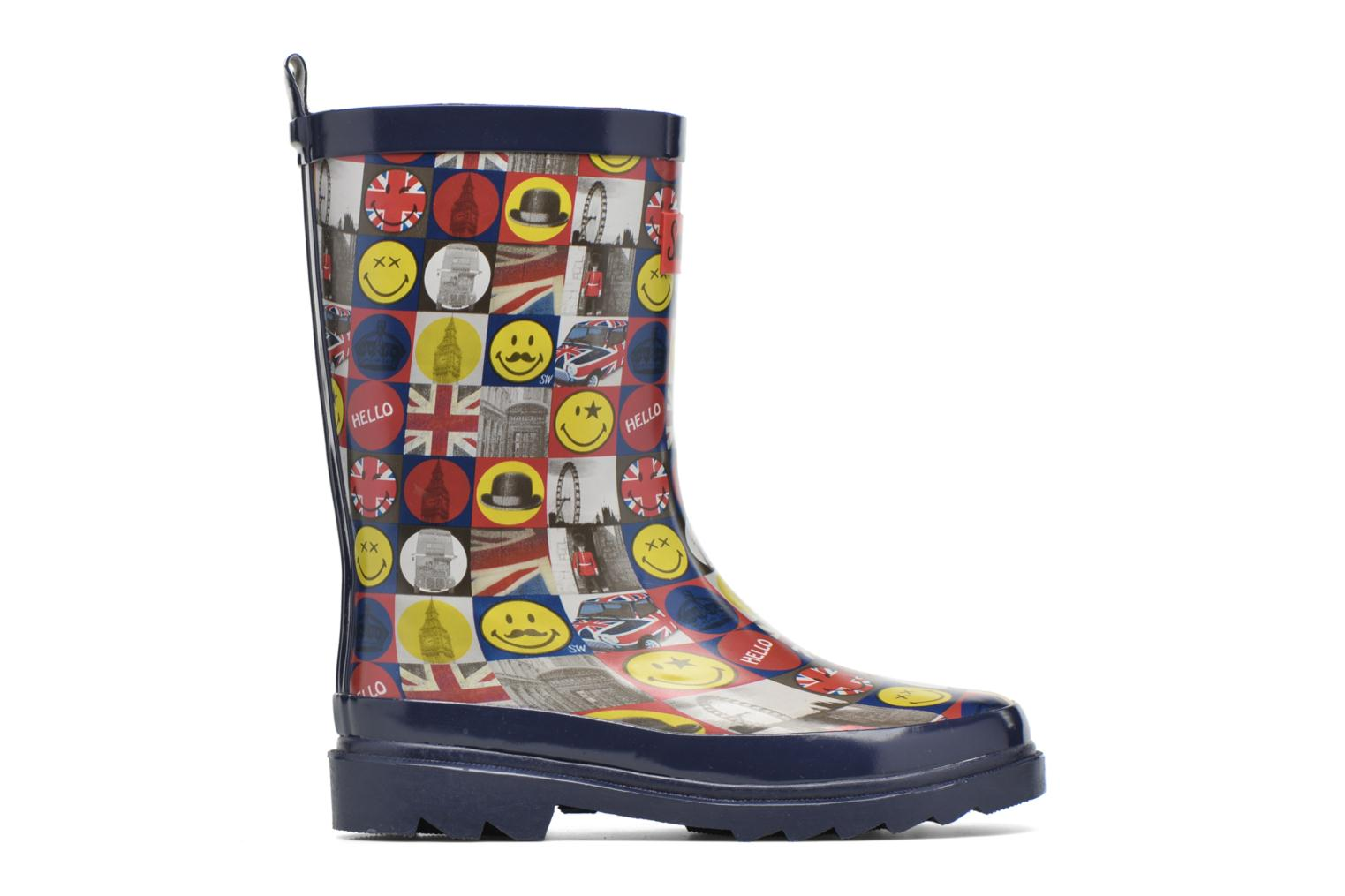 Botas Be only Smiley London Multicolor vistra trasera