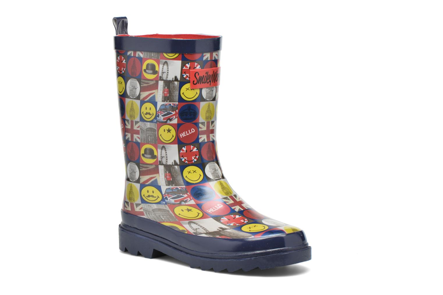 Botas Be only Smiley London Multicolor vista de detalle / par