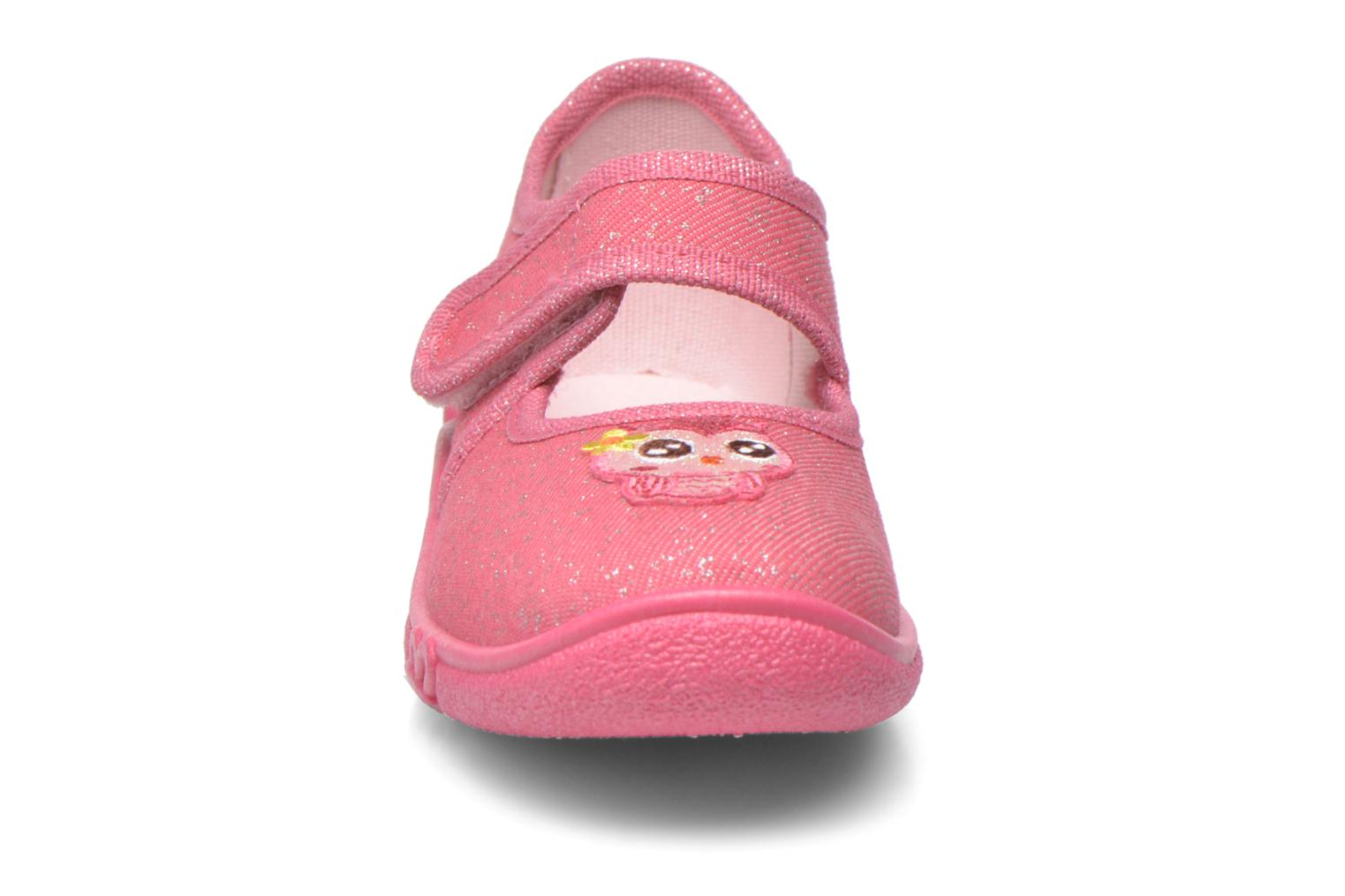 Slippers Superfit Belinda2 Pink model view