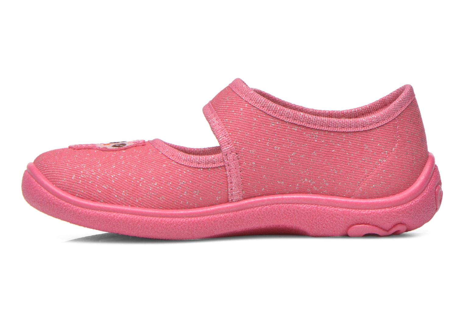 Slippers Superfit Belinda2 Pink front view