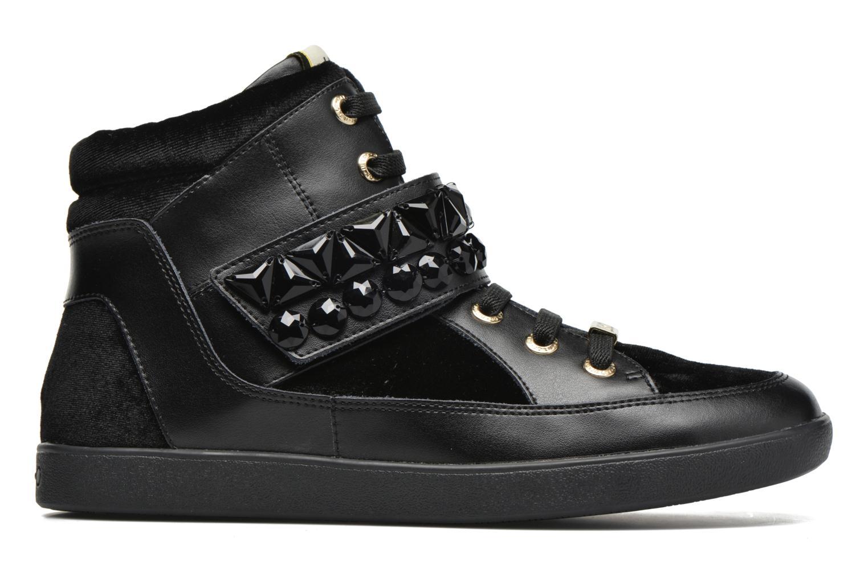 Sneakers Liu Jo Sneaker Alta Geranio Zwart achterkant