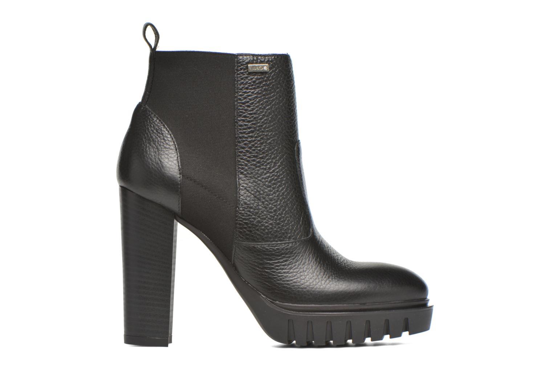 Bottines et boots Liu Jo Chunky boot Noir vue derrière