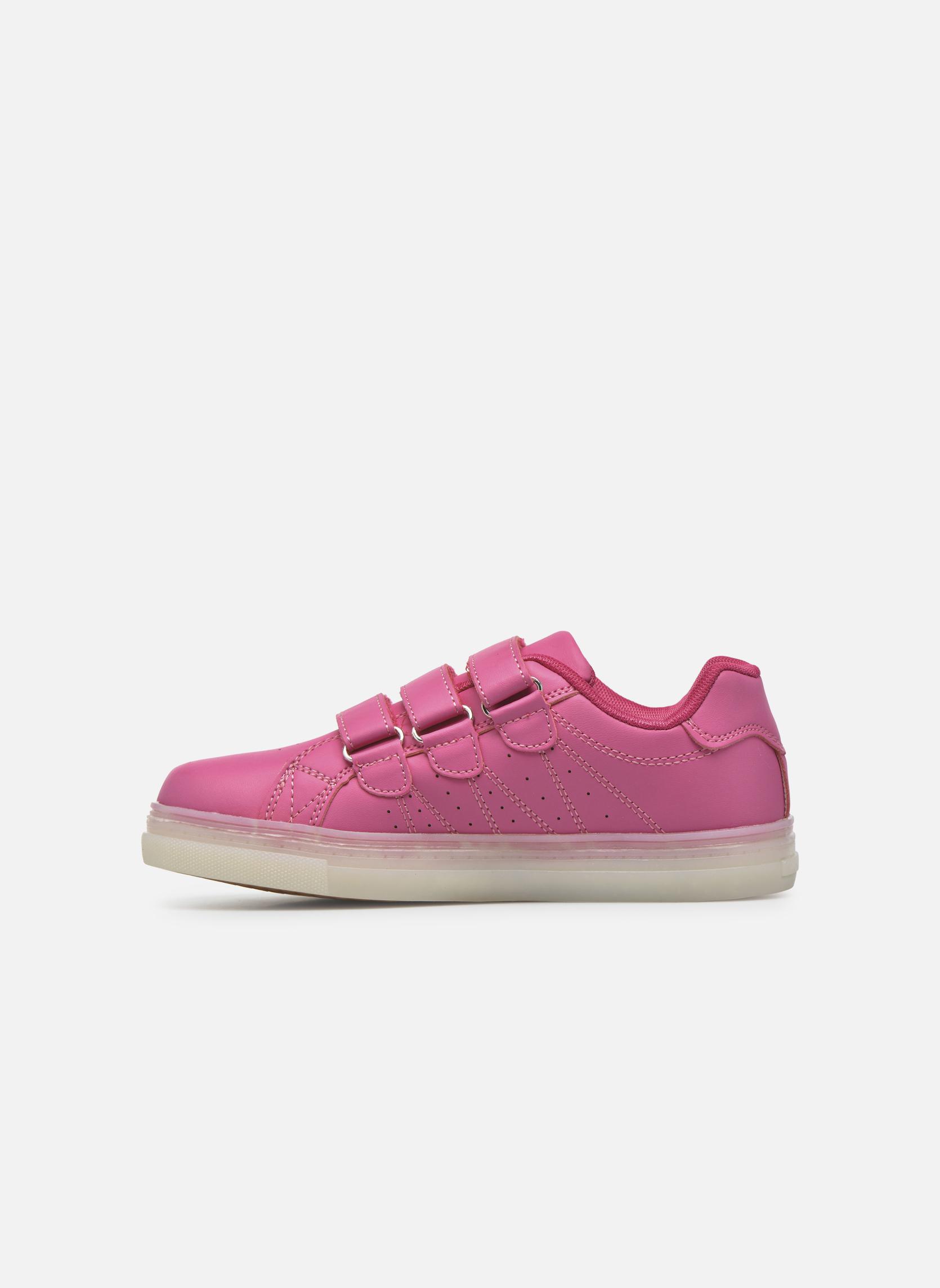 Sneaker Beppi Beps Light rosa ansicht von vorne