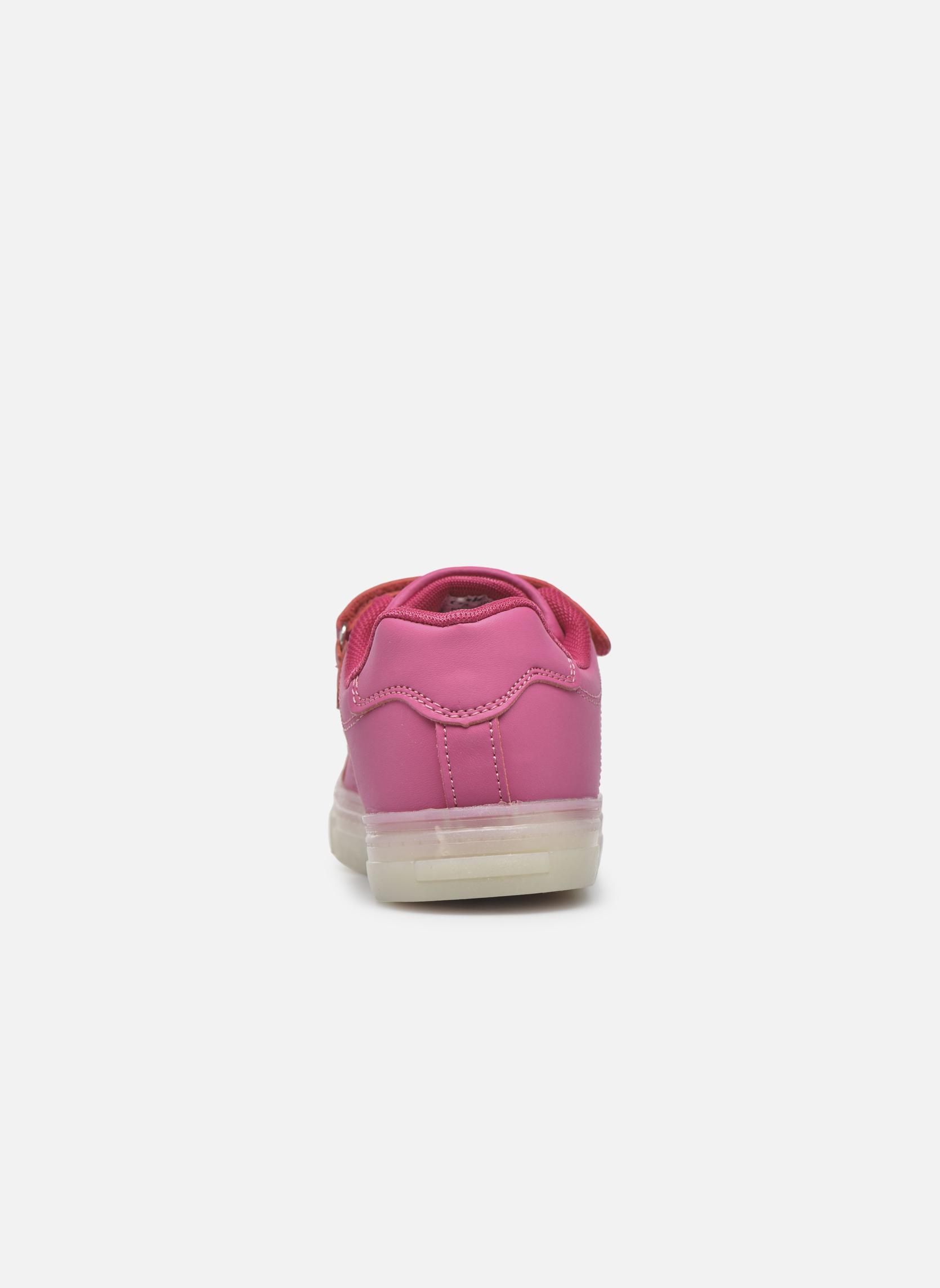 Sneaker Beppi Beps Light rosa ansicht von rechts