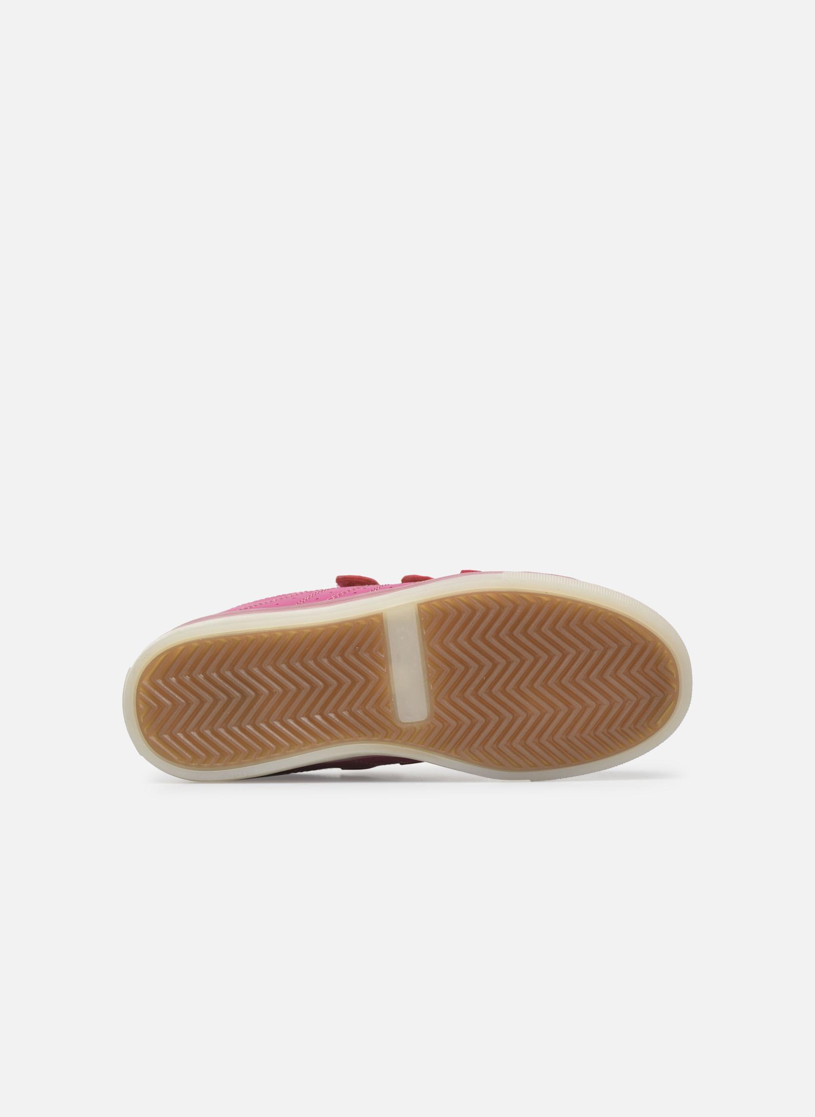 Sneaker Beppi Beps Light rosa ansicht von oben