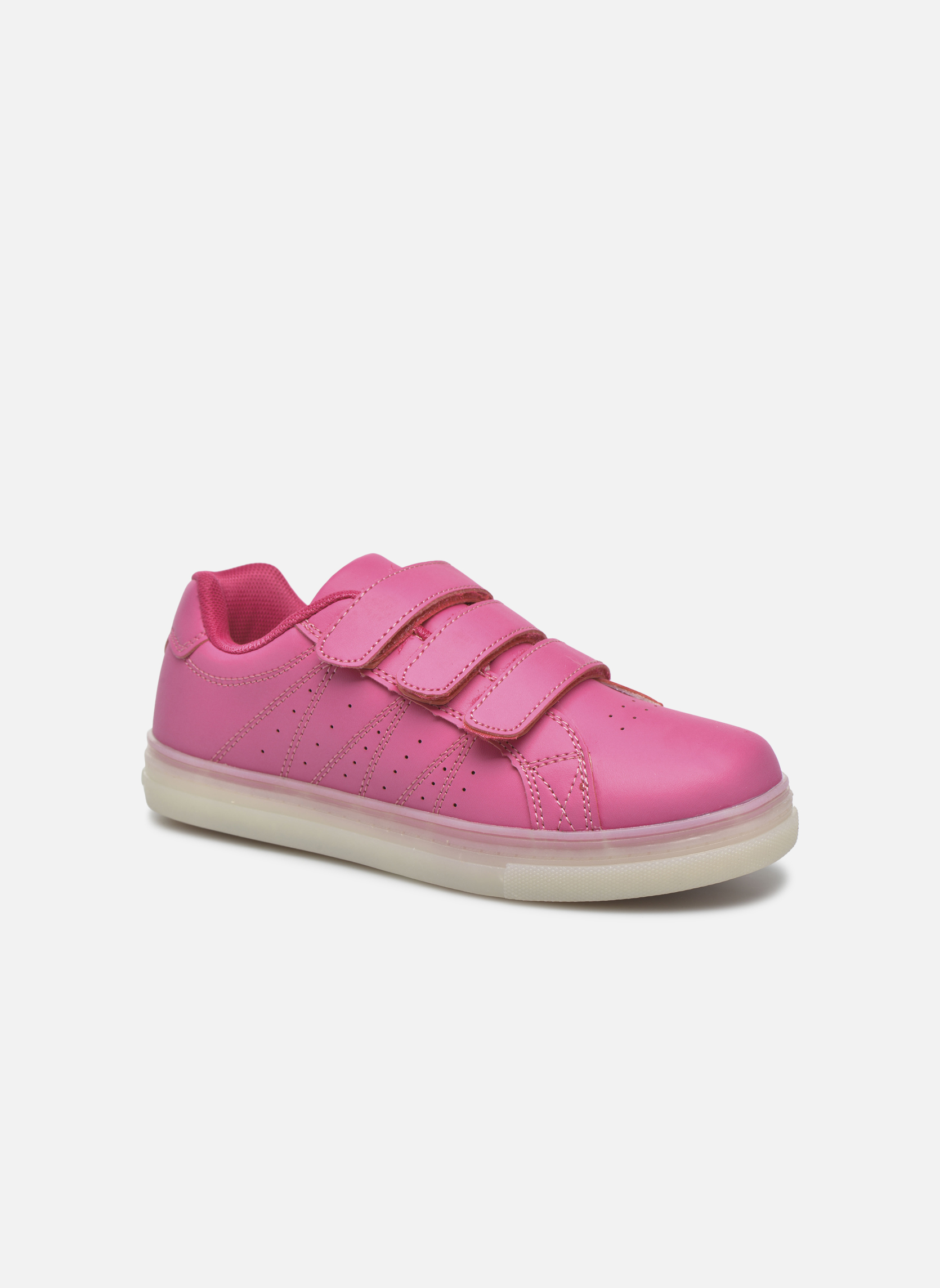 Trainers Beppi Beps Light Pink detailed view/ Pair view