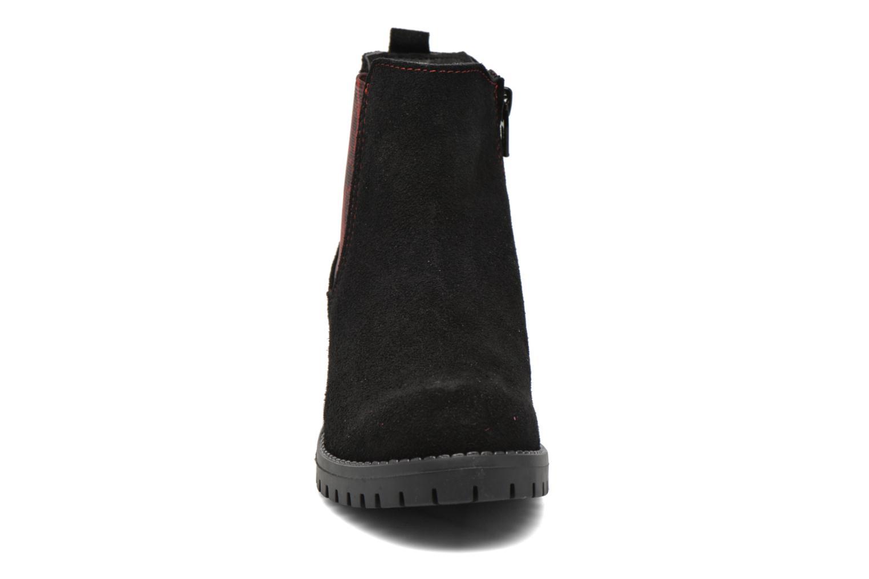 Ankle boots Desigual Chelsea Black model view
