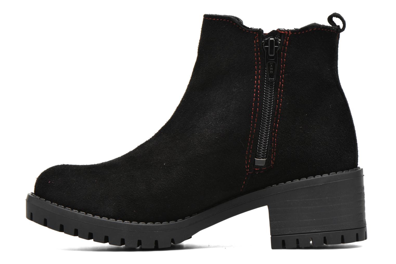 Ankle boots Desigual Chelsea Black front view