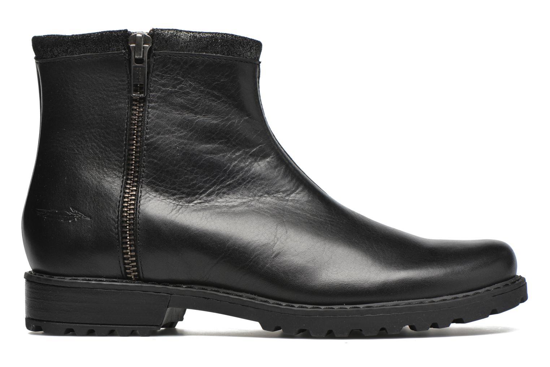 Bottines et boots Shwik Stampa Zip Noir vue derrière