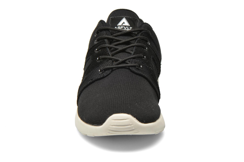 Baskets Asfvlt Super Mesh Noir vue portées chaussures