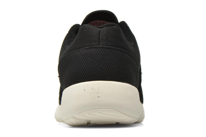 Baskets Asfvlt Super Mesh Noir vue droite
