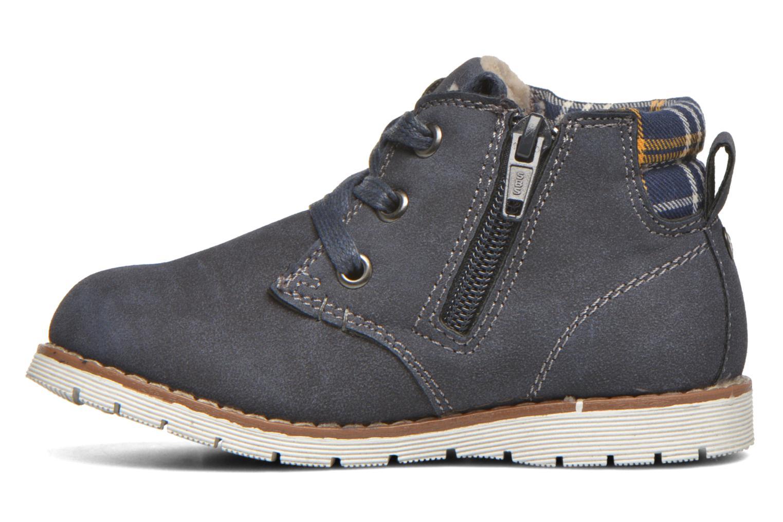 Stiefeletten & Boots I Love Shoes xuPHILMO blau ansicht von vorne