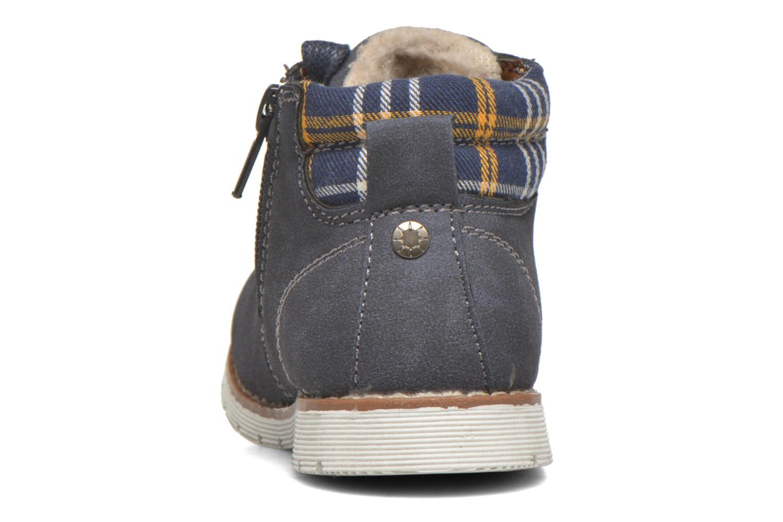 Stiefeletten & Boots I Love Shoes xuPHILMO blau ansicht von rechts