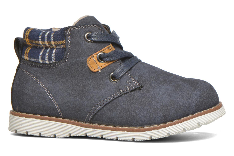 Stiefeletten & Boots I Love Shoes xuPHILMO blau ansicht von hinten