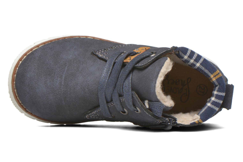 Stiefeletten & Boots I Love Shoes xuPHILMO blau ansicht von links