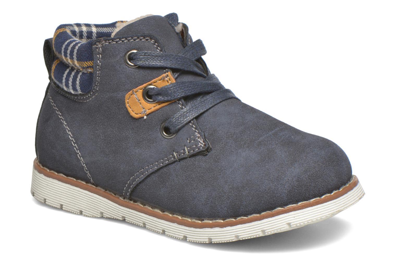 Stiefeletten & Boots I Love Shoes xuPHILMO blau detaillierte ansicht/modell