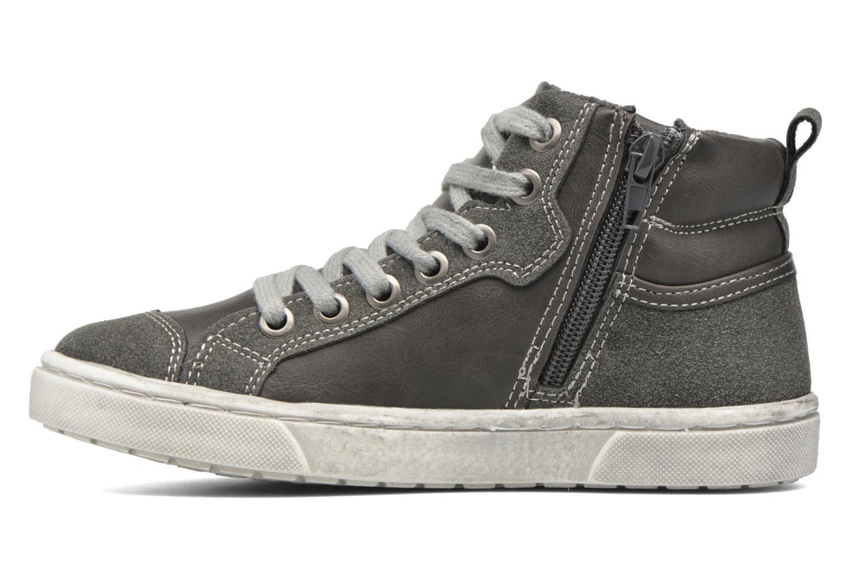 Sneaker I Love Shoes xEPHRE grau ansicht von vorne