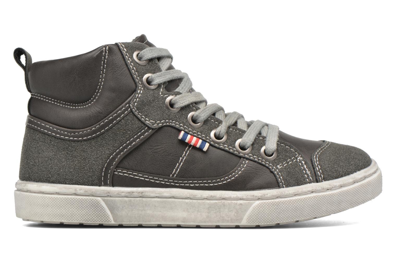 Sneaker I Love Shoes xEPHRE grau ansicht von hinten