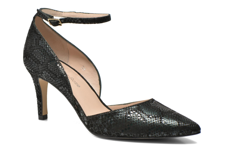 Zapatos de tacón Georgia Rose Ficelet Verde vista de detalle / par