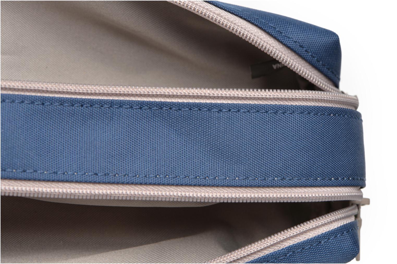 Schulzubehör Tann's Trousse double Rugby blau ansicht von hinten