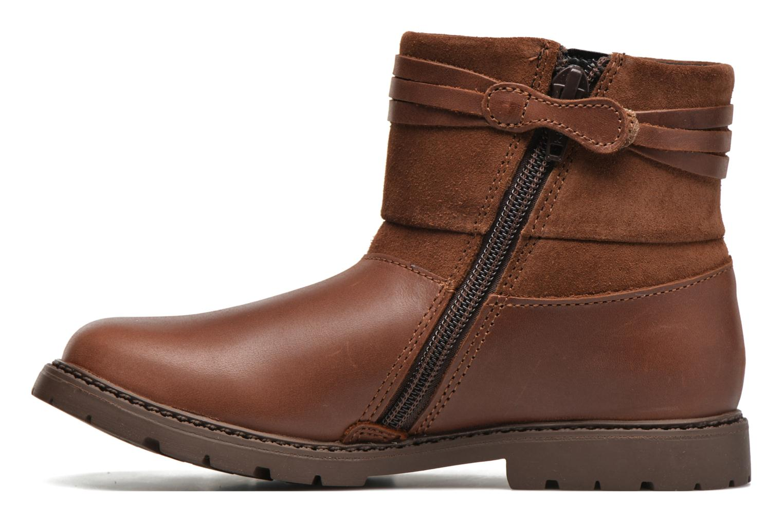 Bottines et boots Start Rite Aria Marron vue face